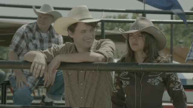Dakota Rose é uma garota que, próxima aos seus 18 anos de idade, descobre um segredo de família guardado até o momento. Confusa, ela resolve ir ao rancho do seu avô Austin Rose, uma lenda do rodeio, a fim de se concentrar em uma nova jornada na competição que toda sua família é voltada.