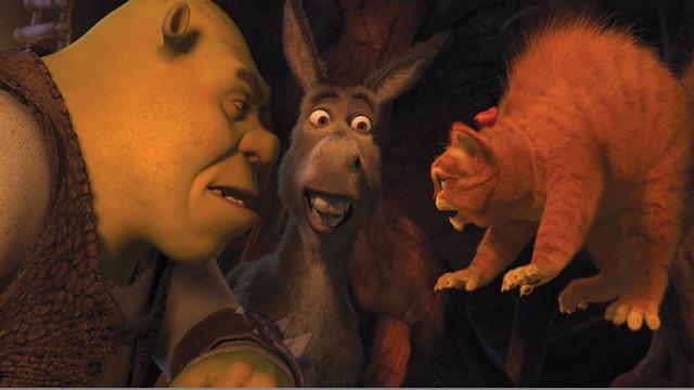 Shrek está entediado. Sua antiga vida de aventuras foi substituída pela de pacato pai de família. Casado com Fiona e pai de três filhos, Shrek sente falta da adrenalina e da liberdade que tinha no passado. Para recuperá-los, ele firma um pacto com Rumpelstiltiskin. Imediatamente, Shrek é levado a uma versão alternativa do Reino de Tão, Tão Distante, onde Fiona é uma temível ogro e ele não é mais reconhecido pelo Burro e o Gato de Botas, seus melhores amigos.