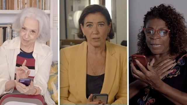 'Tá no Ar' conta com participação especial de Fernanda Montenegro, Lilia Cabral, Zezé Motta e mais