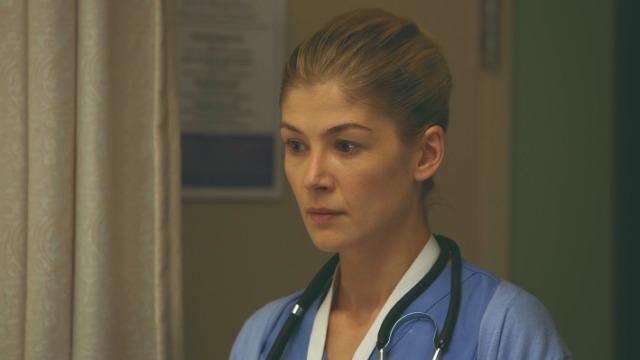 Miranda é uma enfermeira de uma cidade pequena. Ela vai a um encontro com um misterioso homem, William, que brutalmente a estupra. Após a prisão de seu agressor, ela resolve reunir forças para confrontá-lo. Mas seu pai teme que essa decisão coloque em risco a segurança da filha.