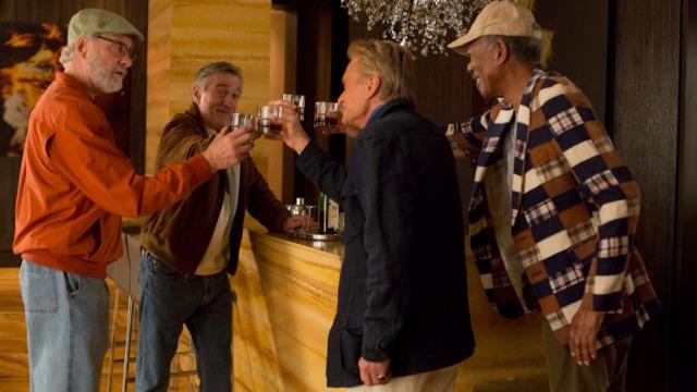 Billy Paddy, Archie e Sam são amigos desde a infância e, hoje, são senhores de idade. Quando Billy, o solteirão do grupo, decide, enfim, pedir em casamento sua namorada de trinta e poucos anos, ele e os amigos resolvem viajar até Las Vegas para reviver a juventude e curtir uma tremenda despedida de solteiro. O que eles não imaginavam é que a Las Vegas atual seria bem diferente da cidade que eles conheceram décadas atrás.