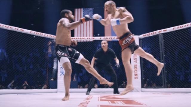 Quando o lutador de MMA Victor entra em um acidente de carro, o bandido Shark ameaça matar sua amada garota, se ele não concordar com uma luta no ringue.