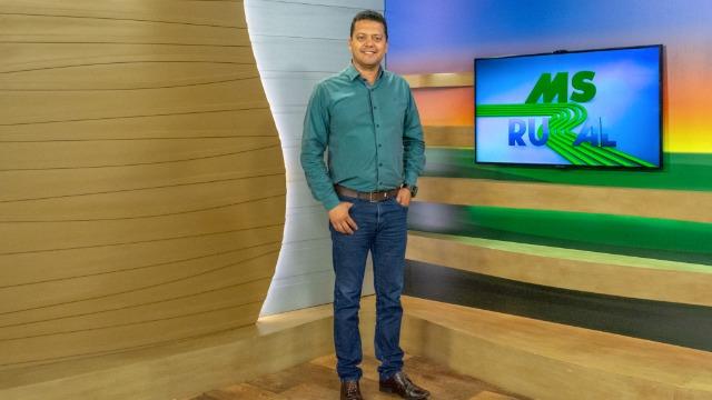 O MS Rural atualiza o noticiário rural da semana com os destaques do Mato Grosso do Sul.