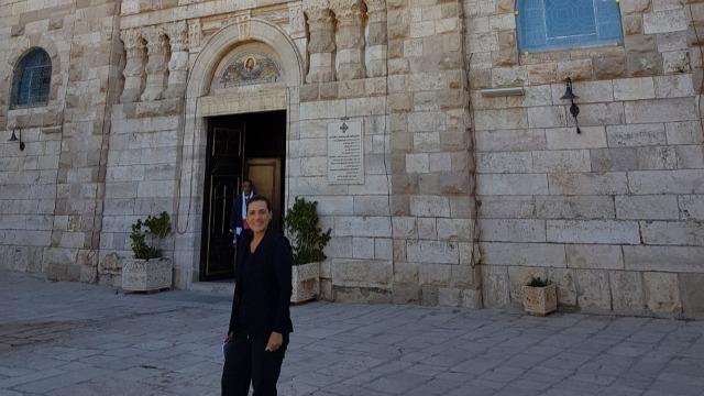 Na Sexta-feira Santa, programa desembarca na Jordânia