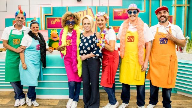 'Copia e Cola': novo reality de culinária estreia