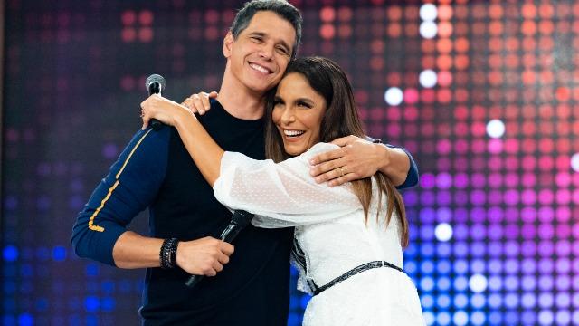 Nova temporada estreia com Ivete Sangalo e Zezé di Camargo