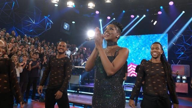 Iza, Glória Maria, Monica Iozzi e Roberta Miranda são as convidadas do programa
