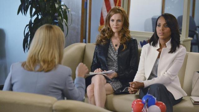 Episódio 'Ícaro': Olivia precisa tomar uma decisão que pode afetar a sua relação com a Casa Branca, e a lealdade de Harrison é testada.
