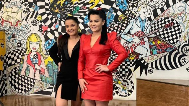 Maiara & Maraisa comandam a atração, que leva ao palco artistas de diversos gêneros, através de rankings que mostram o que o público mais ouve.