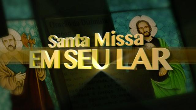 Missa direto do Santuário Basílica do Divino Pai Eterno.
