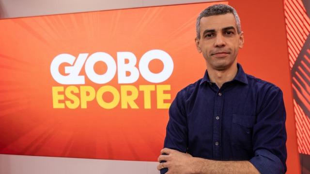 Jaime Júnior apresenta as notícias do esporte em Minas Gerais.