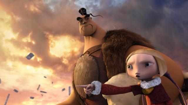 Um dragão está prestes a destruir o mundo! Uma garota decide ajudar seu tio, Lord Arnold, e sai à procura de heróis iguais aos que ela conhece dos contos de fadas, mas, ao invés disso, encontra Gwizdo e Lian-Chu, dois atrapalhados caçadores de dragão. Determinada a salvar a Terra, a jovem parte com eles em uma viagem perigosa para um mundo desconhecido de dragões adormecidos.