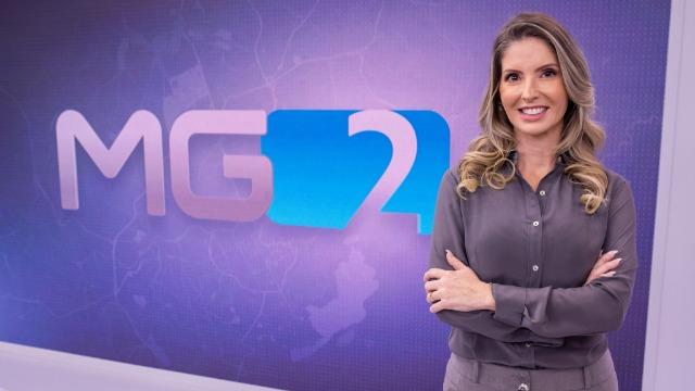 Vivian Santos apresenta as notícias de Minas Gerais