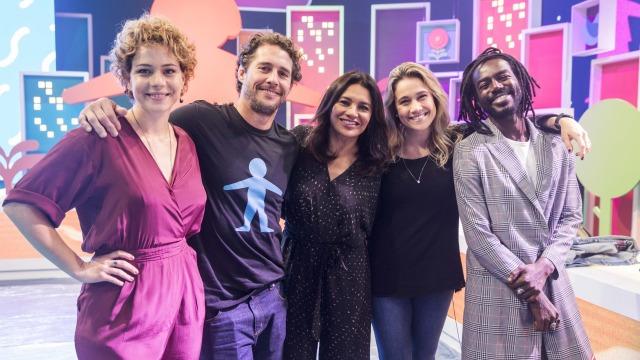 Show da campanha Criança Esperança, com direção artística de Rafael Dragaud e direção geral de Antonia Prado, artistas da Rede Globo, da música e celebridades.