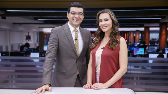 Luiz Esteves e Nádia Barros mostram o que está acontecendo durante o dia em na Região Metropolitana de Fortaleza e informações relevantes do Ceará.