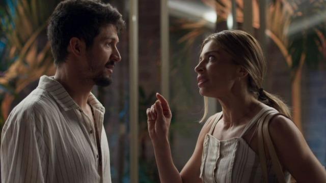 Paloma dá mais um fora em Marcos: 'Não é não!'