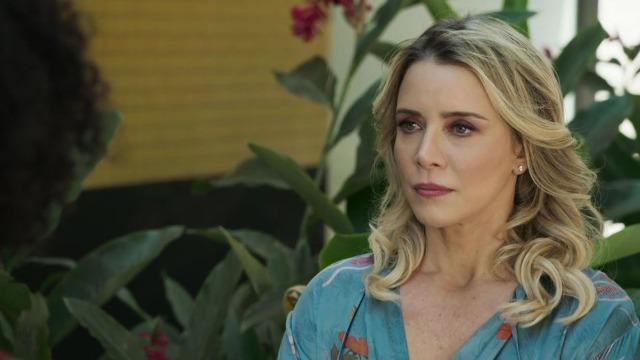 César pede o divórcio a Karina