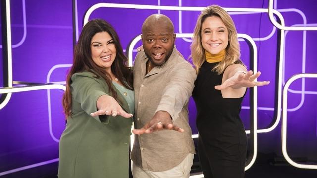 Fernanda Gentil, Érico Brás e Fabiana Karla comandam programa com a presença de convidados que vão participar das brincadeiras com muito bom humor, diversão e aprendizado.