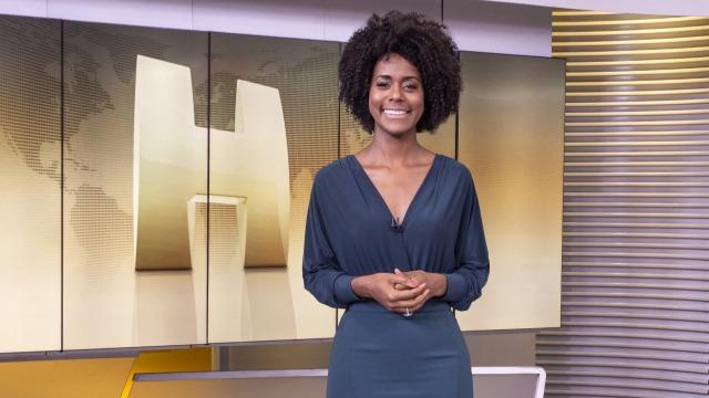 Os destaques do dia no Brasil e no mundo, com apresentação de Maria Júlia Coutinho.