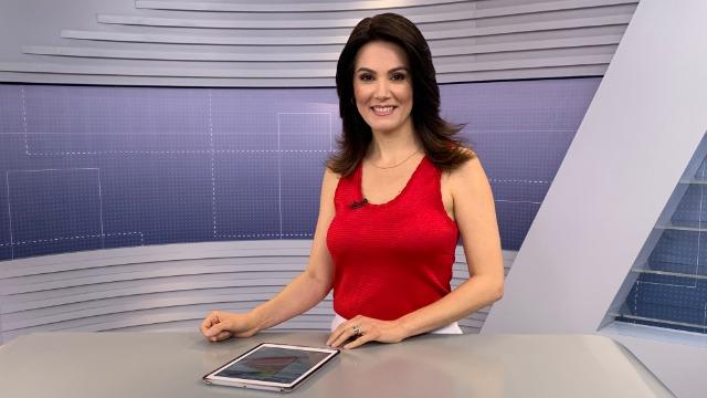 Liliana Junger apresenta as primeiras noticias da manhã em todo o estado.