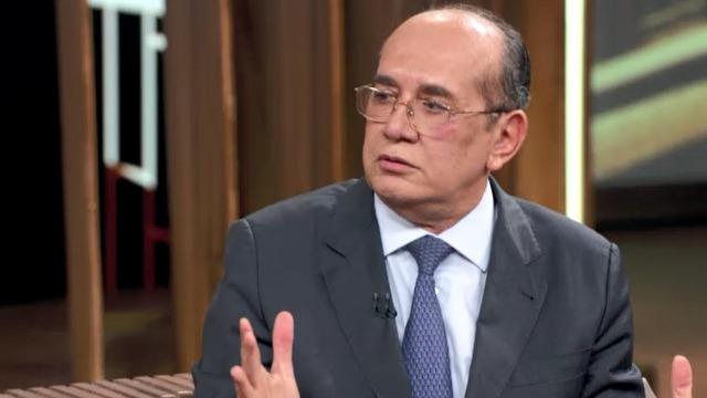 Apresentado por Pedro Bial, o programa recebe hoje o ministro Gilmar Mendes.