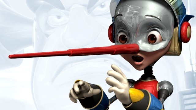 Ano 3000. Gepetto é um genial inventor da cidade de Scamboville que cria Pinocchio: um pequeno robô com a personalidade de um menino de verdade. Pinocchio, alegre, criativo, curioso, mas também muito inocente, está disposto a qualquer coisa para realizar seu sonho: se transformar em um menino de verdade.