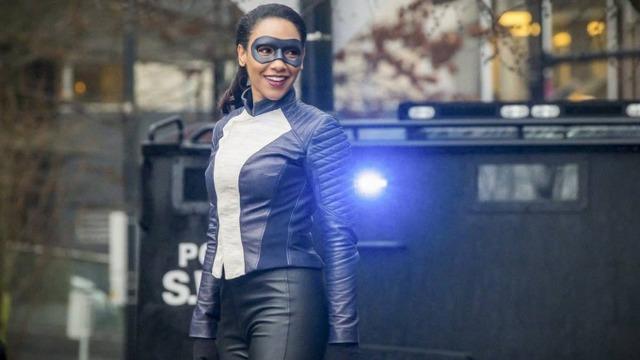 Episódios 'Corre, Iris, Corre' e 'Nula e Irritado': Iris recebe a velocidade de Barry quando a equipe enfrenta um meta com habilidade de trocar o DNA das pessoas. Barry e Ralph tentam encontrar os meta restantes, e Breacher retorna para pedir um favor a Cisco.