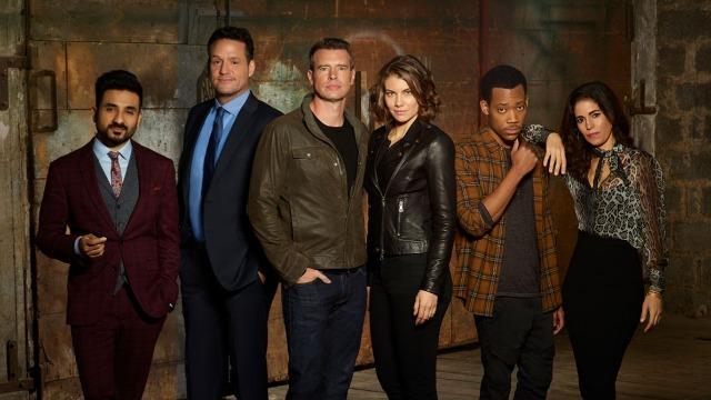 Exibição da primeira temporada da série 'Jogo de Espiões'. O agente do FBI Will Chase e sua nova parceira, a agente da CIA Francesca
