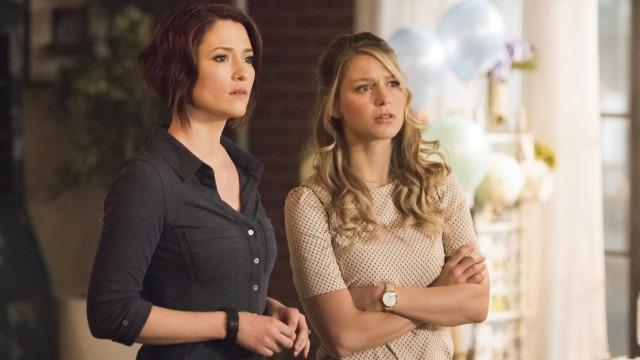 Episódio 'Distante do Ninho': Maggie busca seu pai distante quando Eliza oferece um chá de panela para ela e Alex; enquanto isso a Supergirl acompanha J'onn em uma missão pessoal.