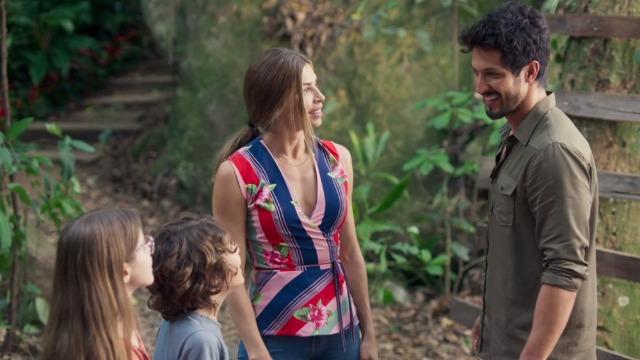 Marcos apresenta Paloma e as crianças ao seu esconderijo da infância, e Peter fica em perigo