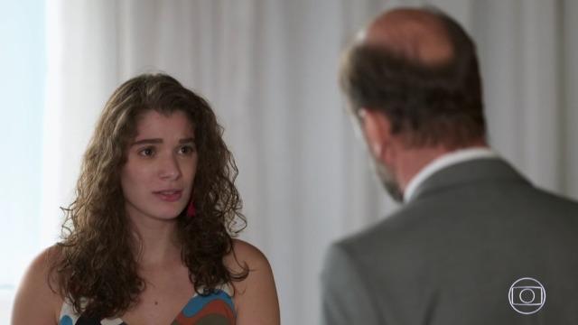Meg decide se mudar e tem conversa séria com Max.