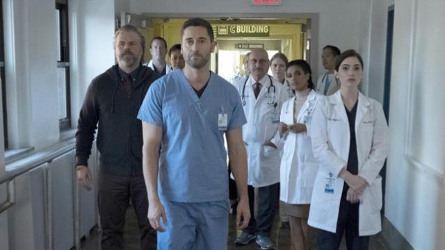 O dr. Max Goodwin é brilhante, charmoso e também o novo diretor médico do hospital público mais antigo dos Estados Unidos. Lá, ele está decidido a derrubar burocracias para prestar cuidados excepcionais.