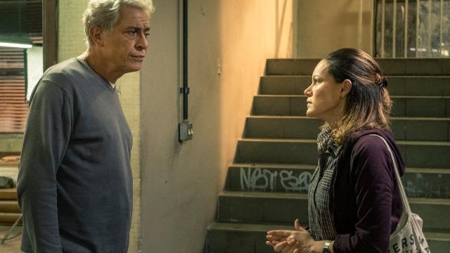 Jaci é obrigado a afastar Lúcia da escola após comportamento impróprio da professora.