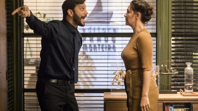 Diogo confessa traição a Nana.