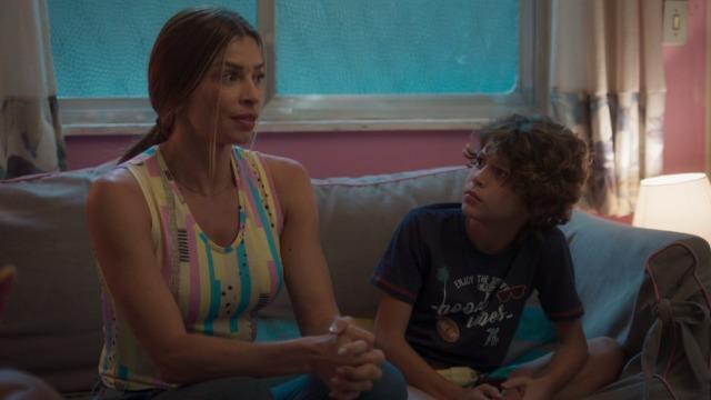 Paloma revela aos filhos: 'Estou namorando com o Marcos'.