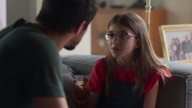 Sofia pede que Marcos deixe Alberto ficar com Paloma.