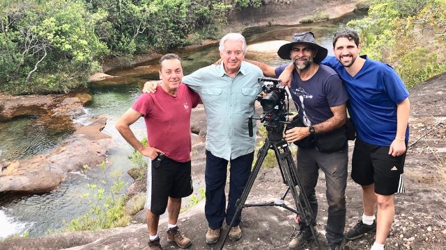 'Globo Repórter' visita a Serra do Roncador, no estado do Mato Grosso, região que guarda muitas tradições, mistérios e lendas.