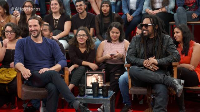 O programa deste sábado é invadido pelo talento de Elza Soares, Marcelo Falcão, Maiara & Maraisa e Vladimir Brichta.