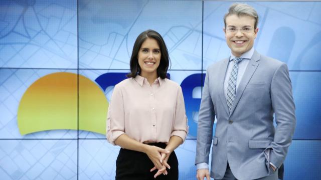 Raíssa Câmara e Leal Mota Filho mostram as principais notícias das suas manhãs.