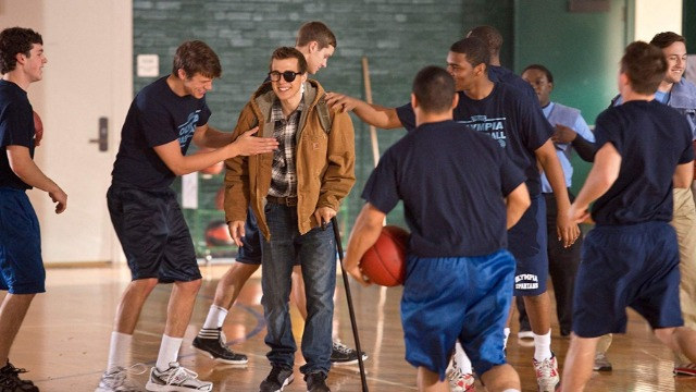 A vida do promissor jogador de basquete Eric