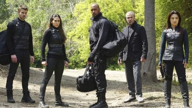 Episódios 'Absolvição' e 'Ascensão': Quando o grande plano de Hive é finalmente revelado, a equipe S.H.I.E.L.D. deve entrar em ação.