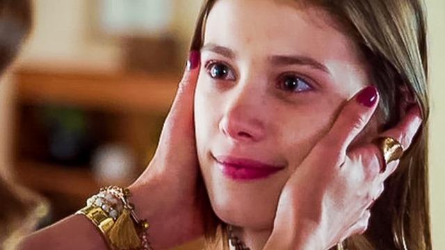 Anjinha conta sobre primeira vez a Carla e Marco Rodrigo.