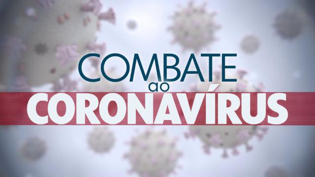 Programa jornalístico com informações sobre o combate ao Coronavírus.