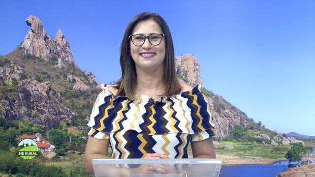 Aline Oliveira e toda a equipe levam as principais notícias do mundo agrícola do Ceará.