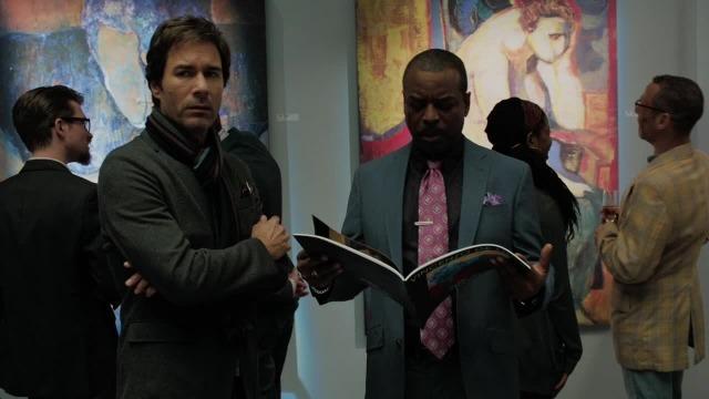 Episódio 'Bolero': O dono de uma galeria morre durante uma convulsão causada por uma vídeo-instalação. Pierce deve reavaliar seu relacionamento com Natalie.