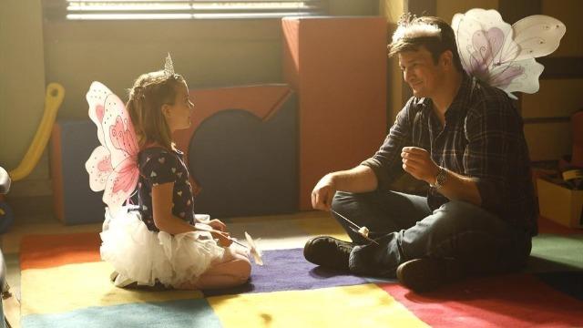 Castle e Beckett investigam a morte de um vendedor de sorvetes, e uma criança pode ajudá-los na investigação do caso.