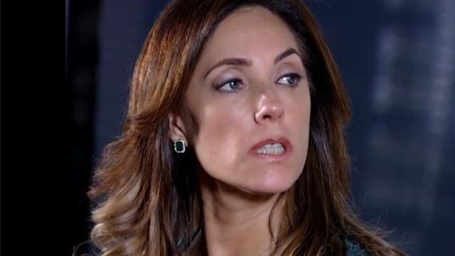 Tereza Cristina revela plano para destruir René e Griselda, e deixa Crô chocado