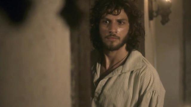 Joaquim descobre que Thomas é o mentor do atentado contra Dom Pedro