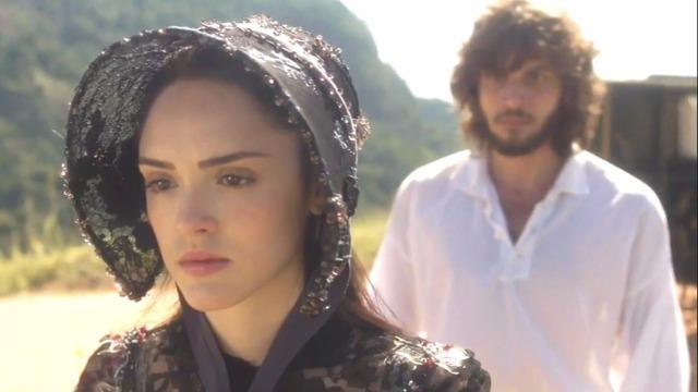 Joaquim desmascara Thomas para Anna: 'Foi seu marido quem mandou matar Dom Pedro'