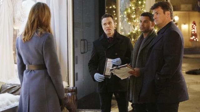 Castle trabalha com um mafioso para resolver o assassinato de um médico.